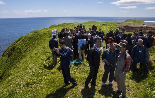 Японская бизнес-миссия осматривает Курильские острова|Фото: https://sakhalin.gov.ru/