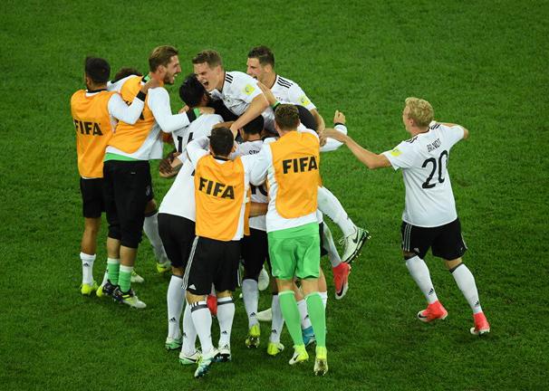 сборная Германии, Кубок Конфедераций Фото: fifa.com