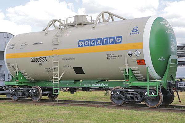 вагон-цистерна, Уралвагонзавод|Фото: УВЗ