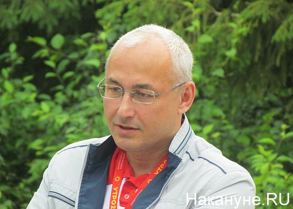 Утро-2017, министр образования Челябинской области Александр Кузнецов|Фото: Накануне.RU