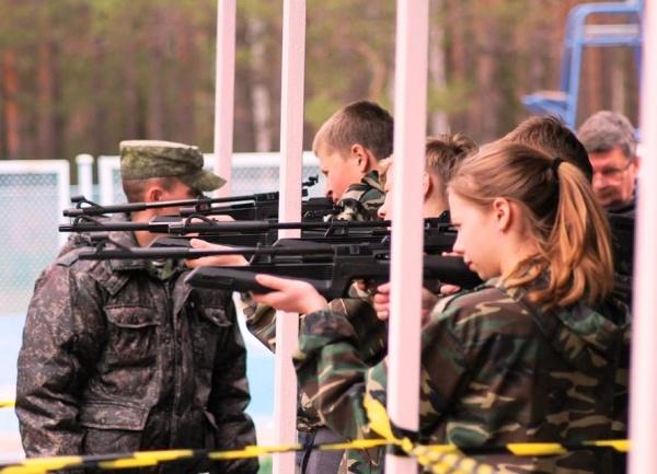 Центр военно-патриотического воспитания Пермского края|Фото: Центр военно-патриотического воспитания Пермского края