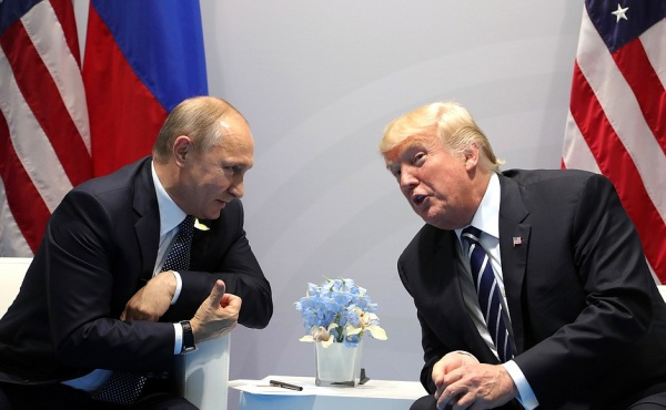 Владимир Путин, Дональд Трамп|Фото: kremlin.ru
