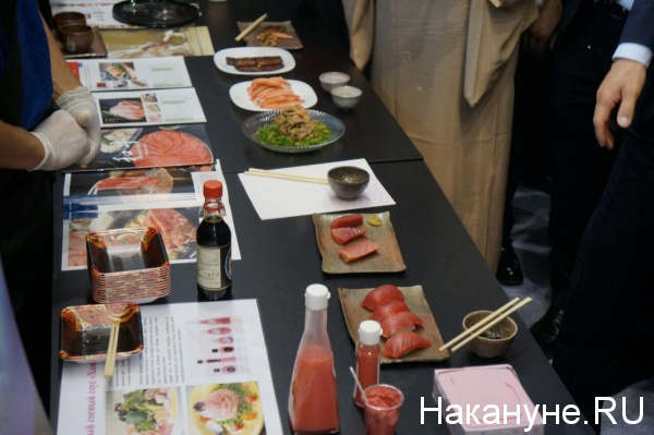суши роллы японская кухня|Фото: Накануне.RU