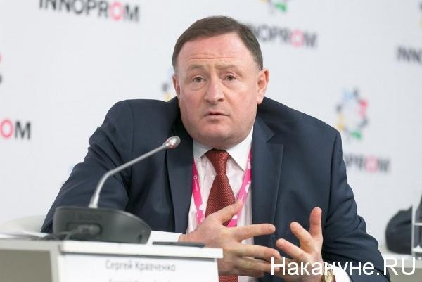 руководитель Boeing Russia Сергей Кравченко|Фото: Накануне.RU