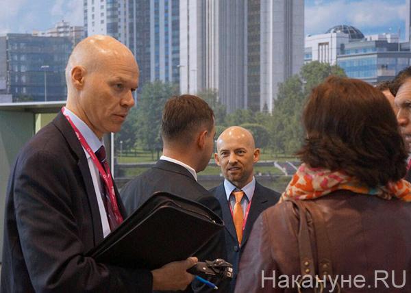 иннопром, Маркус Микели|Фото: Накануне.RU