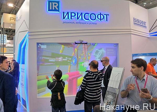 иннопром, компания RTS, Thingworx View, дополненная реальность, Ирисофт|Фото: Накануне.RU