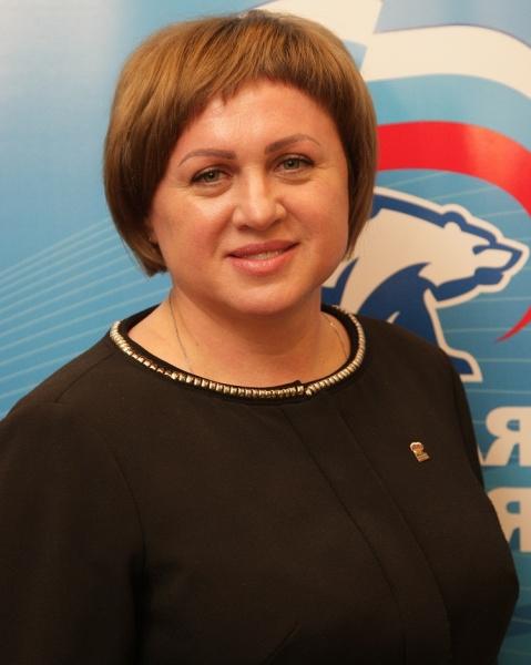Елена Сотникова, первый заместитель главы Ялты|Фото: krym.er.ru