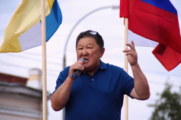 Митинг за честные выборы в Улан-Удэ Фото: КПРФ