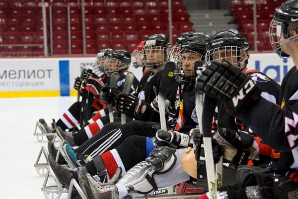 следж-хоккей, Челябинская область, команда,|Фото: пресс-служба губернатора Челябинской области