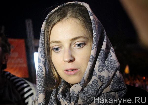 В защиту Натальи Поклонской выступают фанатики