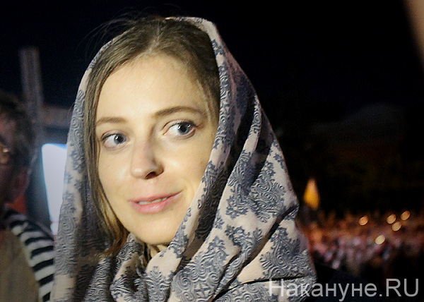 крестный ход, Екатеринбург, Наталья Поклонская(2017)|Фото: Накануне.RU
