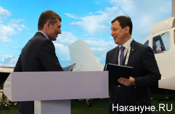Максим Решетников, МАКС-2017|Фото: Накануне.RU