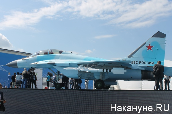 МиГ-35, МАКС-2017|Фото: Накануне.RU