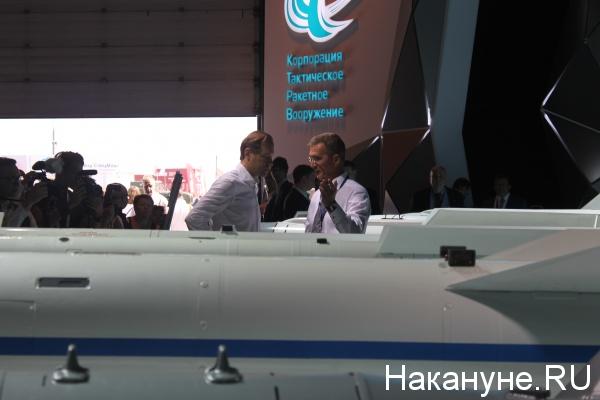 Денис Мантуров, МАКС-2017|Фото: Накануне.RU