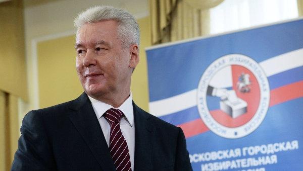 Сергей Собянин, избирательная комиссия|Фото: Kotlovka.mos.ru
