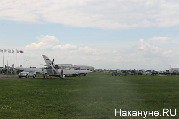 Ил-96-300, президент, МАКС-2017|Фото: nakanune.ru