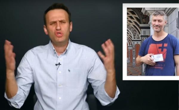 Навальный, Ройзман|Фото: youtube.com