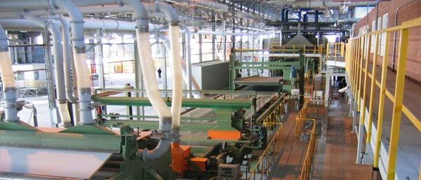 Завод МДФ, Мортка, лесная промышленность(2017)|Фото: zmdf.ru