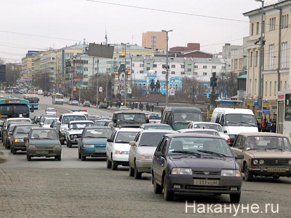 екатеринбург улица ленина Фото: Накануне.ru