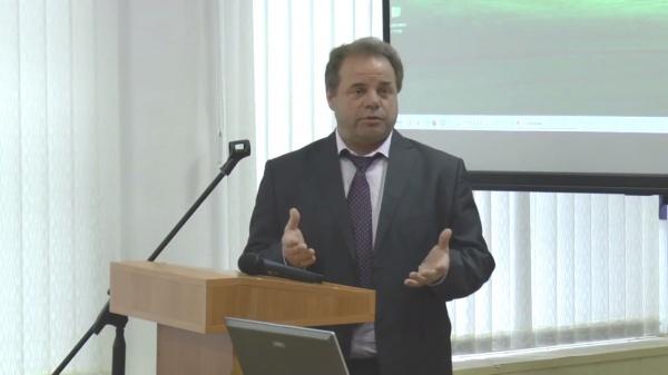 Экс-глава государственного центра военно-патриотического воспитания Николай Лобанов Фото: youtube.com