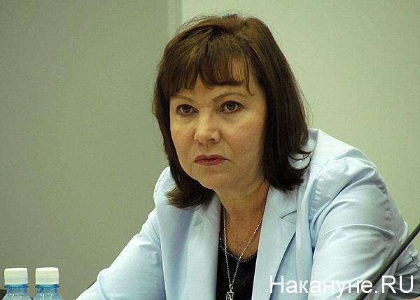 кулаченко галина максимовна заместитель губернатора свердловской области министр финансов Фото: Накануне.ru