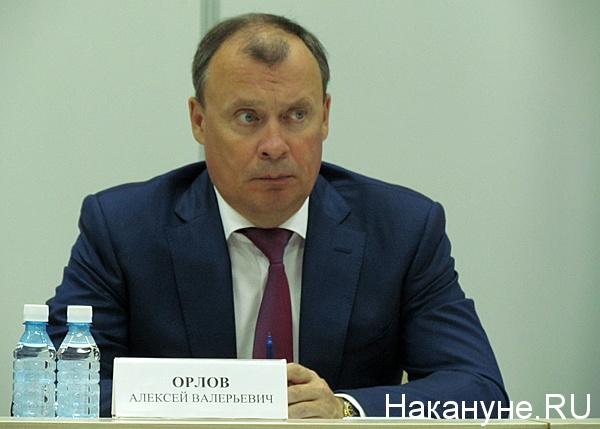 орлов алексей валерьевич первый заместитель губернатора свердловской области Фото: Накануне.ru