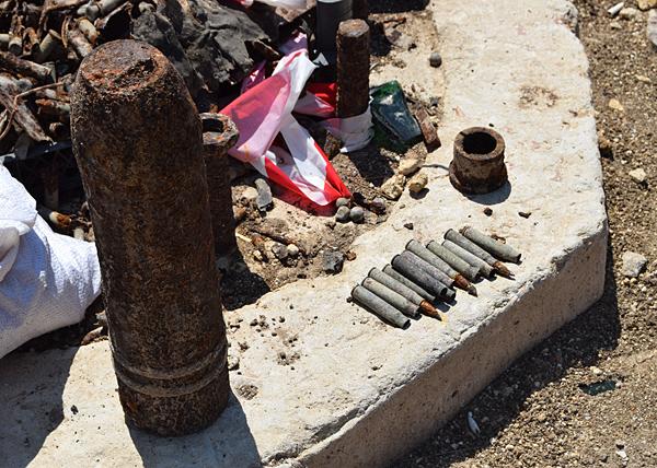 военные, самолет, штурмовик, раскопки|Фото: пресс-служба УрГАУ