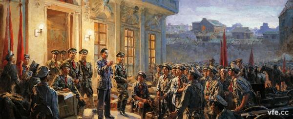 НАньчанское восстание 1 августа 1927 г. считается датой рождения китайских вооружённых сил|Фото: www.vfe.cc
