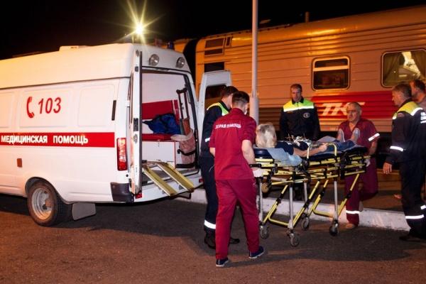 Нижневартовск, встреча пострадавших в ДТП в Крыму|Фото: администрация Нижневартовска