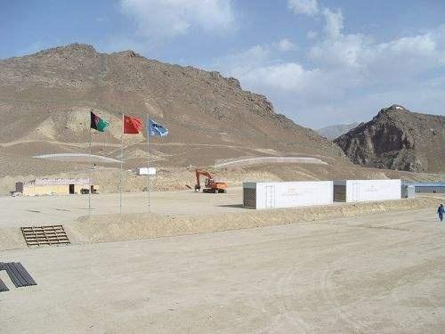 Месторождение меди Айнак в Афганистане разрабатывается китайскими компаниями|Фото: www.mcc17.cn