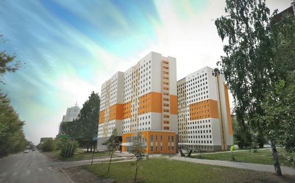 общежитие УрФУ Фото: Группа ЛСР