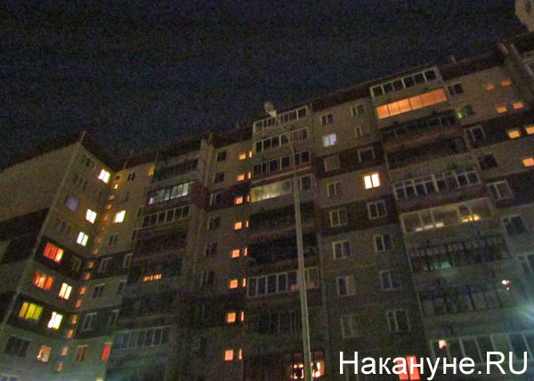 Екатеринбург, фонарь Фото: Накануне.RU