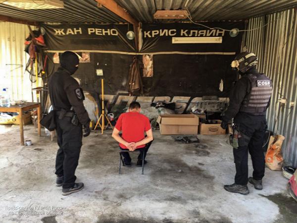 ОПГ, автомошенничество, полиция|Фото: ГУ МВД по Свердловской области
