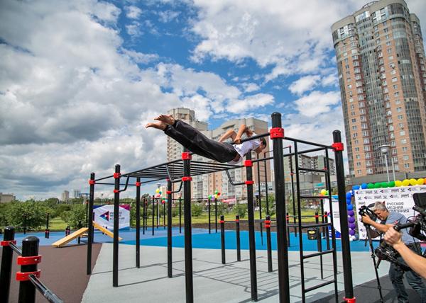 РМК, чемпионат УрФО по воркауту|Фото: rmk-group.ru