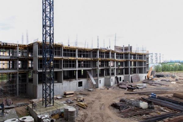 строительство окружной больницы|Фото: администрация Нижневартовска