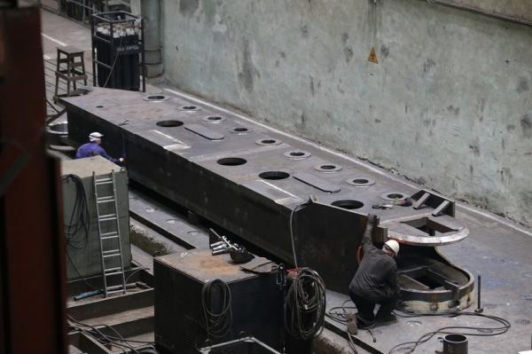 ЭКГ-35, Уралмашзавод, УЗТМ, экскаватор|Фото: УЗТМ