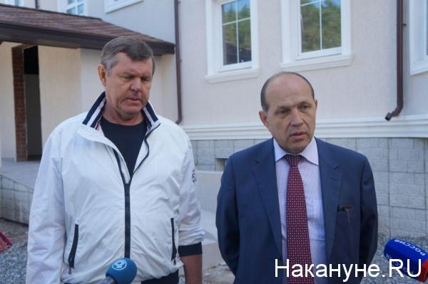 Александр Новиков Михаил Волков Фото: Накануне.RU
