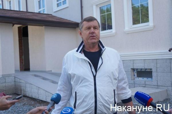 Александр Новиков Бухта Квинс Фото: Накануне.RU