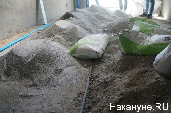Бухта Квинс поселок строительство Фото: Накануне.RU
