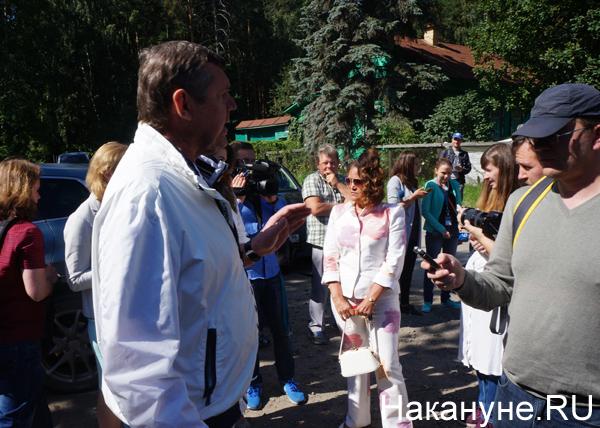 Бухта Квинс, Александр Новиков, пайщики Фото: Накануне.RU