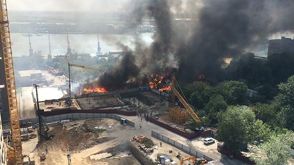 """""""Огненная реновация"""" городов – новый вид частно-государственного партнерства в РФ?"""