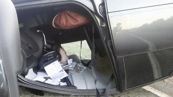авария, Серовский тракт|Фото: ГУ МВД по Свердловской области