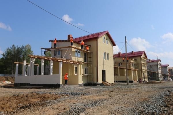 коттеджный поселок в Красноуральске|Фото: Департамент информационной политики СО