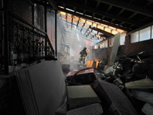 Красноярск дом престарелых пожар|Фото: 24.mchs.gov.ru