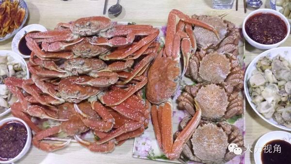 Северокорейские морепродукты Фото: mt.sohu.com