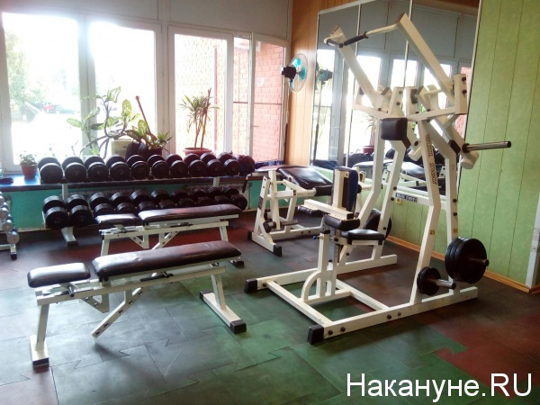 спортивная школа Атлет, Челябинск,|Фото: Накануне.RU