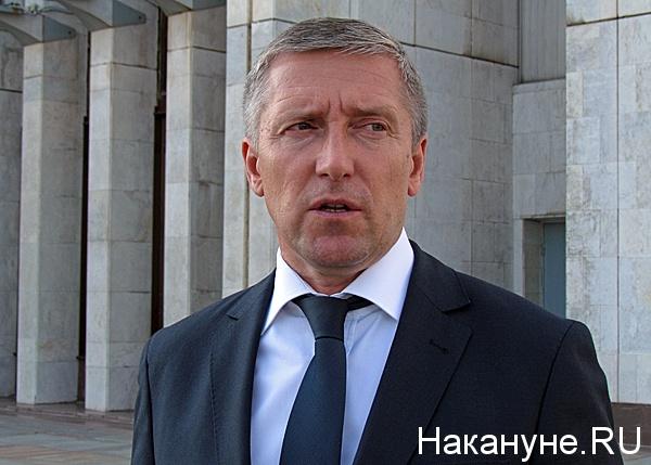 хорев валерий александрович и.о главы администрации первоуральска|Фото: Накануне.ru