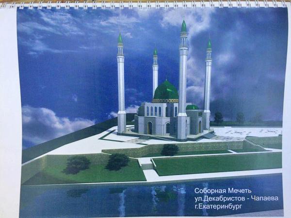 Нур-Усман, мечеть, строительство, документы|Фото: Алишер Расулов