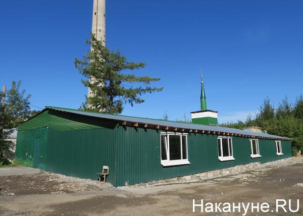Нур-Усман, мечеть|Фото: Накануне.RU