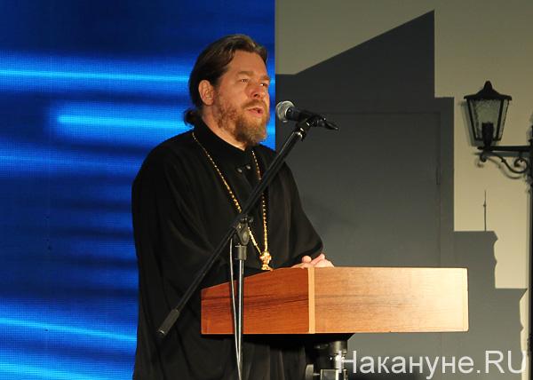 музейный парк Россия - моя история, епископ Егорьевский Тихон Фото: Накануне.RU